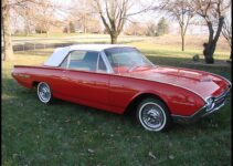 1962 Ford Thunderbird Convertible | Old Car