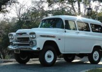 1959 Chevrolet NAPCO Suburban | Old Car