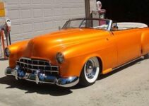 1948 Cadillac Convertible | Old Car