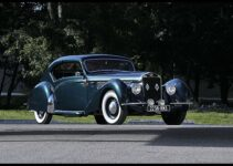 1938 Delage D8-120 Aerosport Coupe | Old Car
