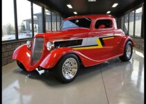 1934 Ford 3 Window Coupe | Street Rod
