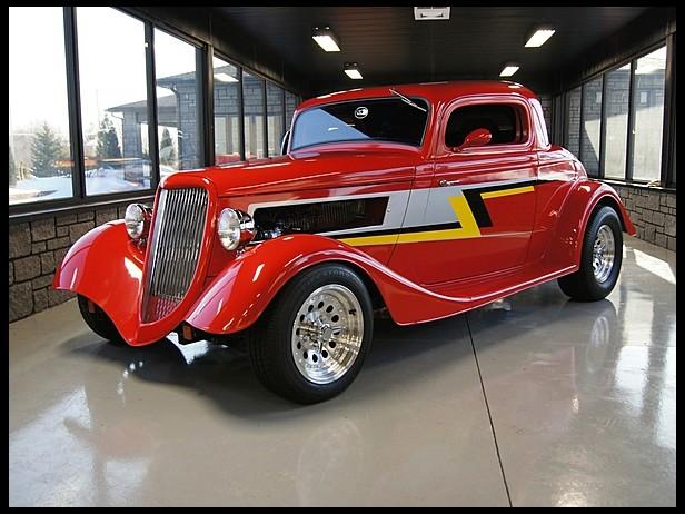 Boyd S Auto Body Car Show