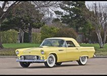 1955 Ford Thunderbird | Old Car