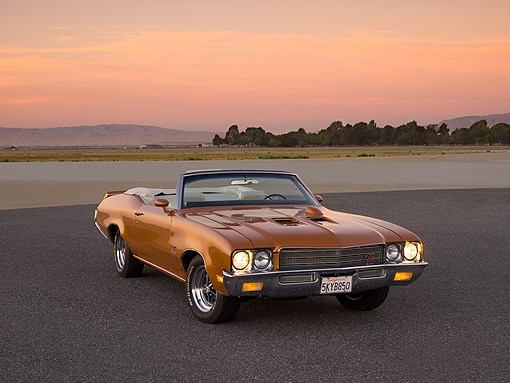 1970 Chevy Malibu >> 1971 Buick GS 455 Stage 1 Convertible | Old Car | Amazing ...