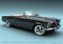 1953 Studebaker | Old Car
