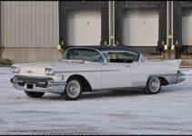 Calcutta Cream 1958 Cadillac | Old Car