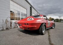 1963 Chevrolet Corvette Z06 Dick Lang | Race Car