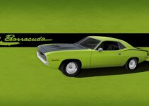 70's Plymouth Barracuda | Muscle Car