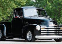 1953 Chevy Five-Window   Pickup Truck
