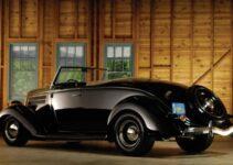 1936 Ford Roadster | Custom Hot Rod