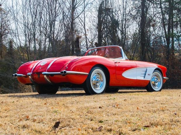 1958 Chevrolet Corvette | Convertible Sports Car | Amazing ...