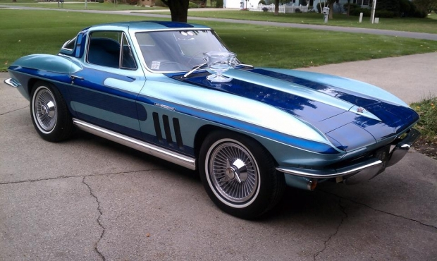 1965 Chevrolet Corvette Muscle Car Amazing Classic Cars