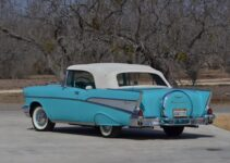 1957 Chevrolet BelAir | Convertible