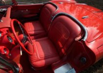 1958 Chevrolet Corvette Interior | Convertible Old Car