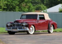 1948 Lincoln Continental | Convertible