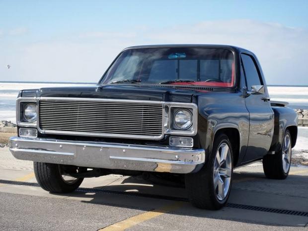 1978 chevrolet stepside pickup truck amazing classic cars