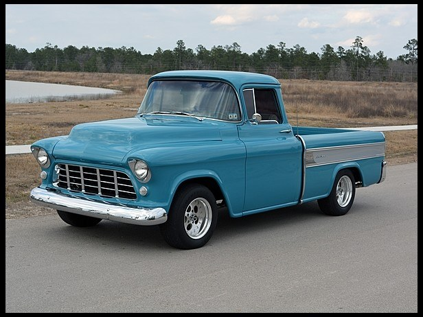 1956 Chevrolet Cameo Pickup Truck Amazing Classic Cars