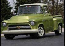 1955 Chevrolet E-Rod | Pickup Truck