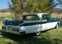 1957 Mercury Turnpike Cruiser | Old Car