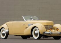 1937 Cord 812 Phaeton | Old Car