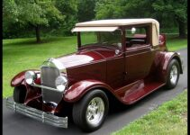 1928 Buick Master   Old Car