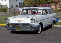'57 Nomad   Old Car