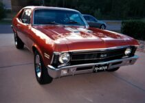 1970 Chevrolet Clone Nova SS | Muscle Car