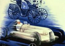 Mercedes-Benz Vintage Ad | Old Car