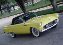 1955 Ford Thunderbird | Old Car