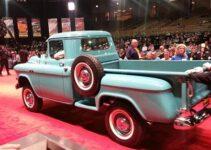 1956 Chevrolet NAPCO | Pickup Truck