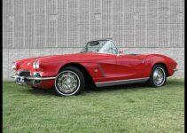 1962 Chevrolet Corvette | Convertible Sports Car