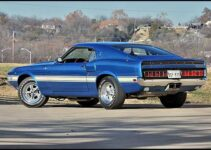 1969 Shelby GT500 Fastback  Muscle Car