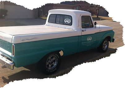 Fan That Blows Cold Air >> 1964 Ford F100 | Pickup Truck | Amazing Classic Cars