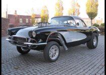 1961 Chevrolet Corvette Gasser | Muscle Car