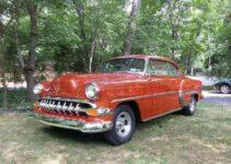 1954 Bel Air | Old Car