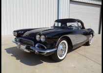 1961 Chevrolet Corvette | Convertible Sports Car