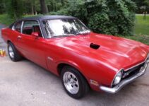 1972 Ford Maverick Grabber | Muscle Car
