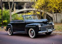 1948 Ford Super Deluxe | Convertible Car