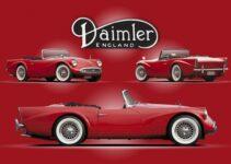 1962 Daimler SP250 | Sports Car