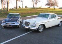Speedster & Hawk | Old Cars
