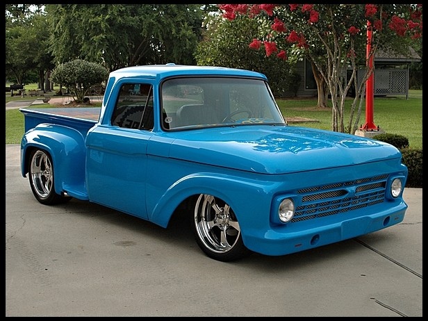 1966 Ford F100 Pickup Truck Amazing Classic Cars