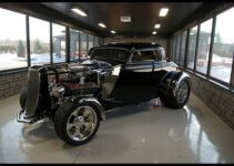1933 Ford 3 Window Coupe | Custom Street Rod