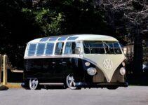 1967 Volkswagen Custom 21 Window Bus   Resto Mod