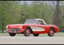 1957 Chevrolet Corvette Convertible | Sports Car