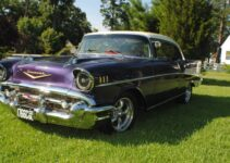 1957 Chevy Bel Air | Old Car