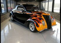 1937 Ford 3 Window Coupe | Street Rod