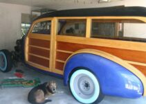 40 Chevy Woodie  | Custom Car