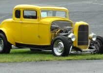 1932 Ford Coupe | Old Car