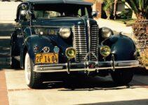 1938 Buick Roadmaster | Old Car