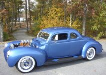 1939 Ford Hot Rod | Old Car